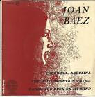 JOAN BAEZ Farewell Angelina FRENCH EP AMADEO