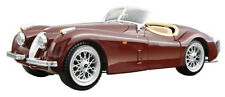 1:24 Scale 1951 Jaguar XK 120 Diecast Car Model Die Cast Cars Models Miniature