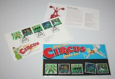 Royal Mail - Circus, 2002 - Presentation Pack & First Day Cover