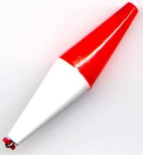 Bobbers - Sensitive Tattle Tail Red & White Bobber Catches More Fish! (New)
