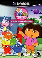 Dora the Explorer: Journey to the Purple Planet NGC New GameCube