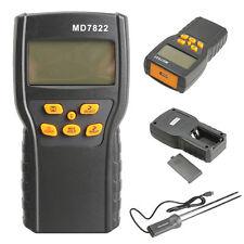 LCD digitale Grano Umidità Metro Tester di misura della temperatura sonda portatile