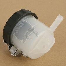 Front Brake Oil Resevoir Cup Fluid Bottle Master Cylinder For Sport-Motorcycle