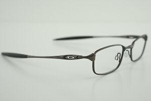 OAKLEY BOX SPRING 4.0 Pewter #11-751 EYE GLASSES 51-19-142 Frames Eye Glasses