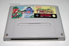 Super Mario World 2 Yoshi's Island Super Nintendo SNES PAL