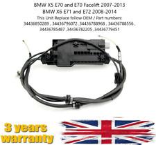 BMW X5 E70 X6  E71 Electric Parking Brake Handbrake Actuator Control Unit Module