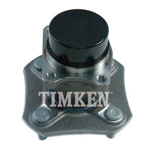 Rear Wheel Hub Assembly For 2007-2011 Nissan Versa 2008 2009 2010 Timken