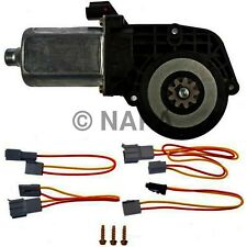 Power Window Motor-4 Door, Sedan NAPA/SOLUTIONS-NOE 6551508