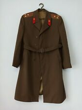 USSR Military coat cloak of the colonel of the Soviet Army.