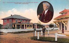 Luther Burbank Residence & Information Bureau Santa Rosa California