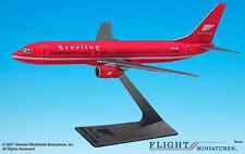Sterling - Red - Boeing 737-800 - 1:200
