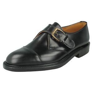 Mens Loake Buckle Fastening Formal Shoe 802B