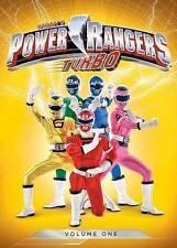 Power Rangers Turbo, Vol. 1 (DVD, 2014, 3-Disc Set)