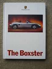 Porsche Boxster Prestige Tapa Dura folleto 1997 mi Jm