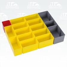 Bosch Sortimo Insetboxen Set B3 für i-BOXX 72
