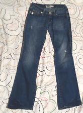 Take Two Destroyed jeans W28 blau denim L34