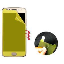 5x Anti-Scratch LCD FULL Screen Protector Guard Film For Motorola Moto G6 Plus