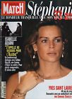 paris match n°2540 stephanie adjani yves saint laurent