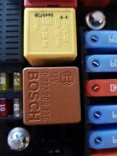 GM Bosch 0332209136 / 90491314 Relay 12v
