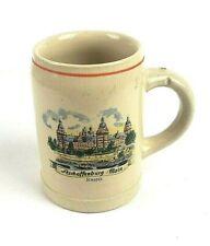 Vintage Aschaffenburg/Main German .5 L Beer Mug