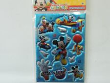 """Disney Mickey Mouse Clubhouse Puffy Stickers (8.6"""" x 6.6"""")"""