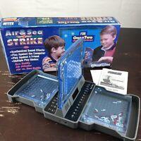 Excalibur Air & Sea Strike E28 Electronic Battleship Game Complete Vintage 1980s