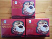 3 Boxes Original leisure 18 and Authentic slimming coffee free shipping