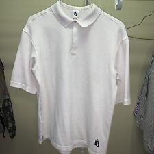 Men's Nikelab Ivory White Polo Size Medium Nike Nsw Sportswear Athleisure