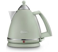 De'Longhi KBX3016.GR Argento Flora Kettle - Green Best Product To Buy