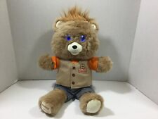 Teddy Ruxpin 2017 Plush Toy Talking Bear Animated Story Telling Stuffed Animal