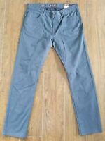 NWT Michael Kors Men's Parker Slim Fit Pants Sz 30 x 30, Midnight