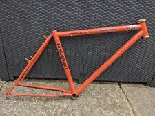"Gary Fisher Mountain Bike Frame Montare Orange 18"" Retro Vintage"