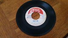 JESUS GAMEZ CASTRO - NOCHE A NOCHE/HOY SE - 45 RPM