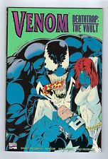 Venom: Deathtrap: The Vault #[nn] (Mar 1993, Marvel) 1st print.*NM+