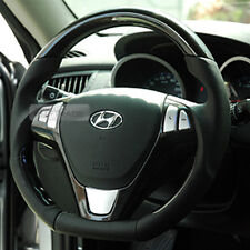 Carbon Sports Steering Wheel Tuning Trim For HYUNDAI 2009-2012 Genesis Coupe