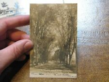 US Postcard Used West Pittston PA N River St 1907 Road