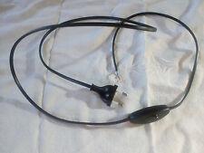 Câble fil électrique ligne montée avec interrupteur fil et prise 150 cm lampe