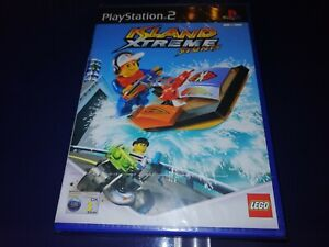 PS2: LEGO: Island Xtreme Stunts (Factory Sealed Condition) PAL.