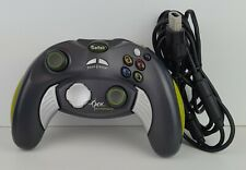 XBOX GAME CONTROLLER - SAITEK ADRENALIN PAD - VINTAGE - Usato