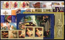 Sehr Guter Zustand Jahrbuch Vatikan 1996 Komplett Briefmarken
