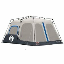 Family Camping Tents Coleman Instant Person Tent, Blue, 14x10-Feet