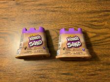 New listing Kinetic Sand - Brown - Kinetic Sand in Jar 4.5oz; set of 2