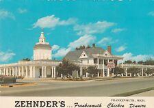 """*Michigan Postcard-""""Zehnder's...Chicken Dinners"""" @ Frankenmuth/ (U2- 636)"""