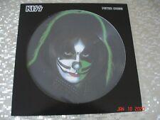 KISS Peter Criss Solo Russian Import Picture Disc    LP  Lilith – LR 115LP
