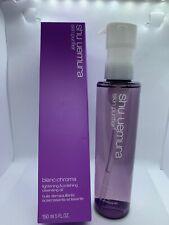Shu Uemura Blanc Chroma 150ml Cleansing Oil
