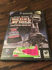 Star Wars Rebel Strike Preview Nintendo GameCube Very Nice Disk NG7