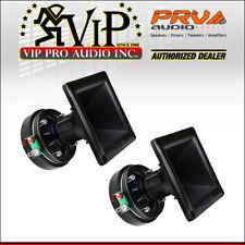2x PRV Audio WG175Ph 150W 8-Ohms Tweeter / Horn Driver DT175Ph-S + WG11-25 Combo
