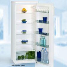Exquisit KS325-4 A++ Kühlschrank Restaurant weiß Standgerät 5 Türfächer 240 L