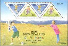 Fondo de salud de Nueva Zelanda 1995/Deportes/Ciclismo/Bicicleta/Bicicleta/patineta 4 V m/s b6789