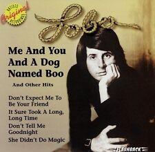 Me & You & A Dog Named Boo & Other Hits [Rhino Flashback] by Lobo (Pop) (CD,...